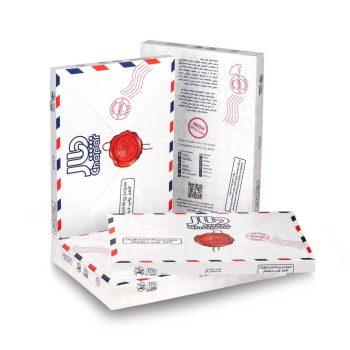 کاغذ گلاسه سپی چاپار ۱۵۰ گرم ۲۵۰ برگ A3